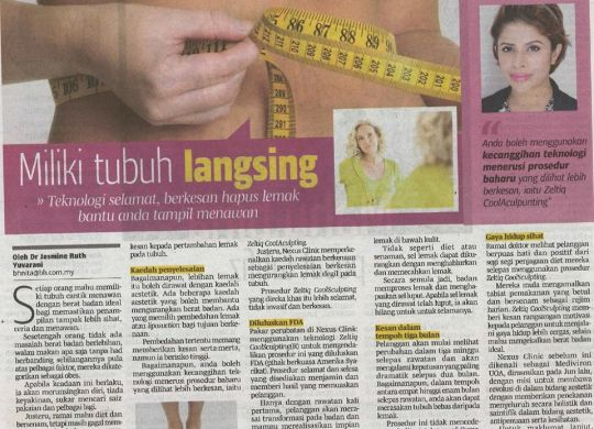 Berita Harian_CoolSculpting_July15